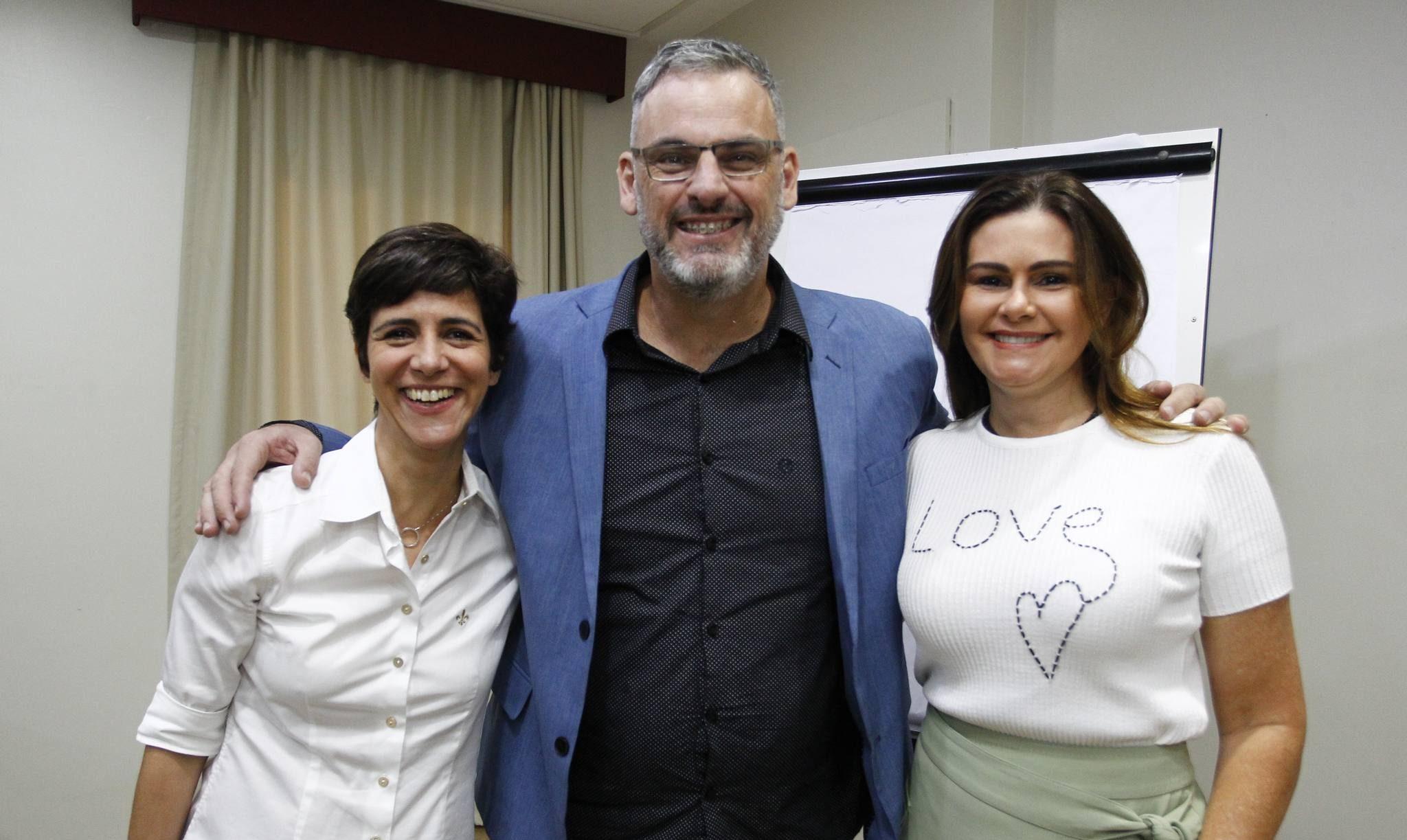 Eduardo Almeida apresenta o Método IKIGAI no Hotel Sonata de Iracema