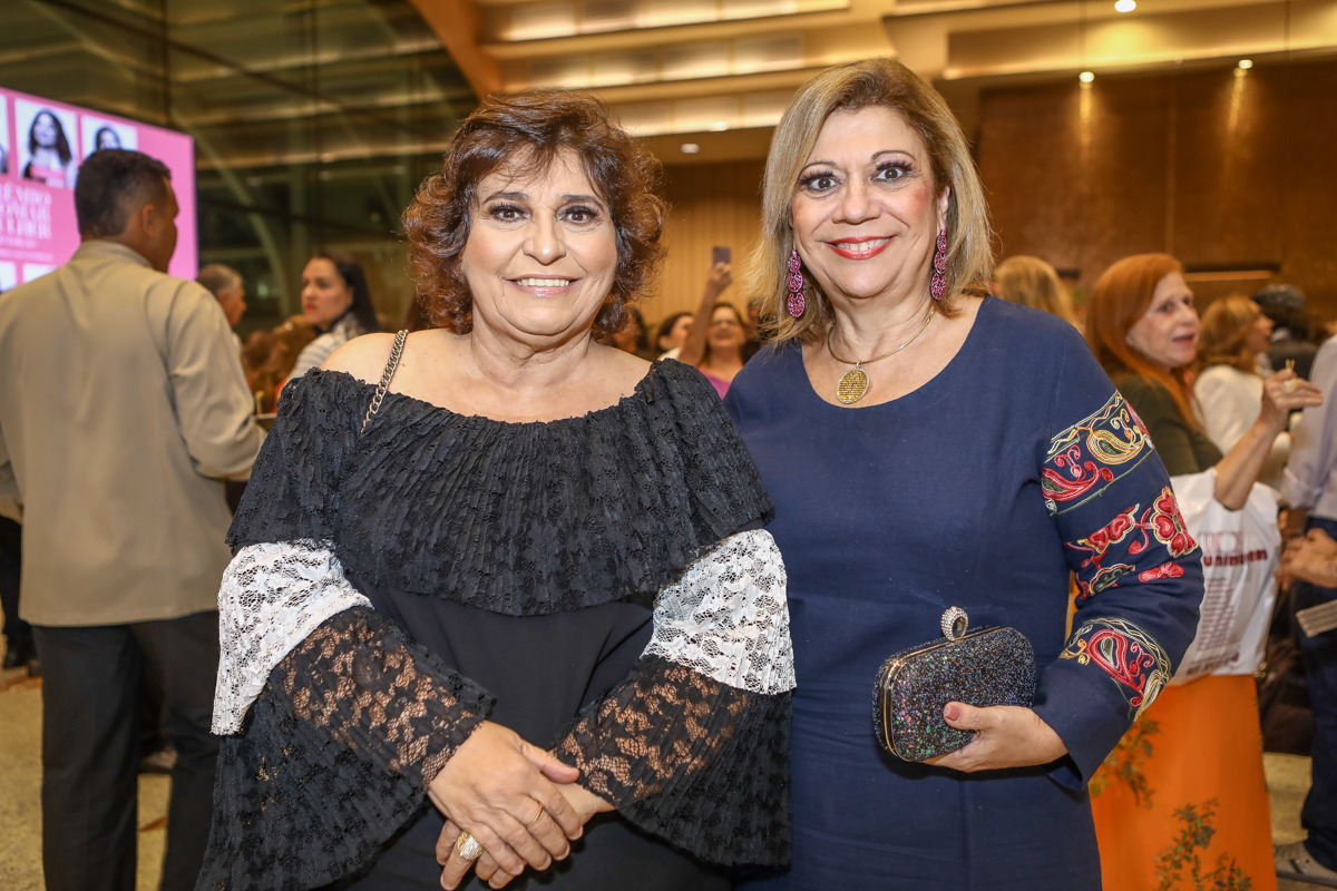 Socorro Trindade E Priscila Cavalcante