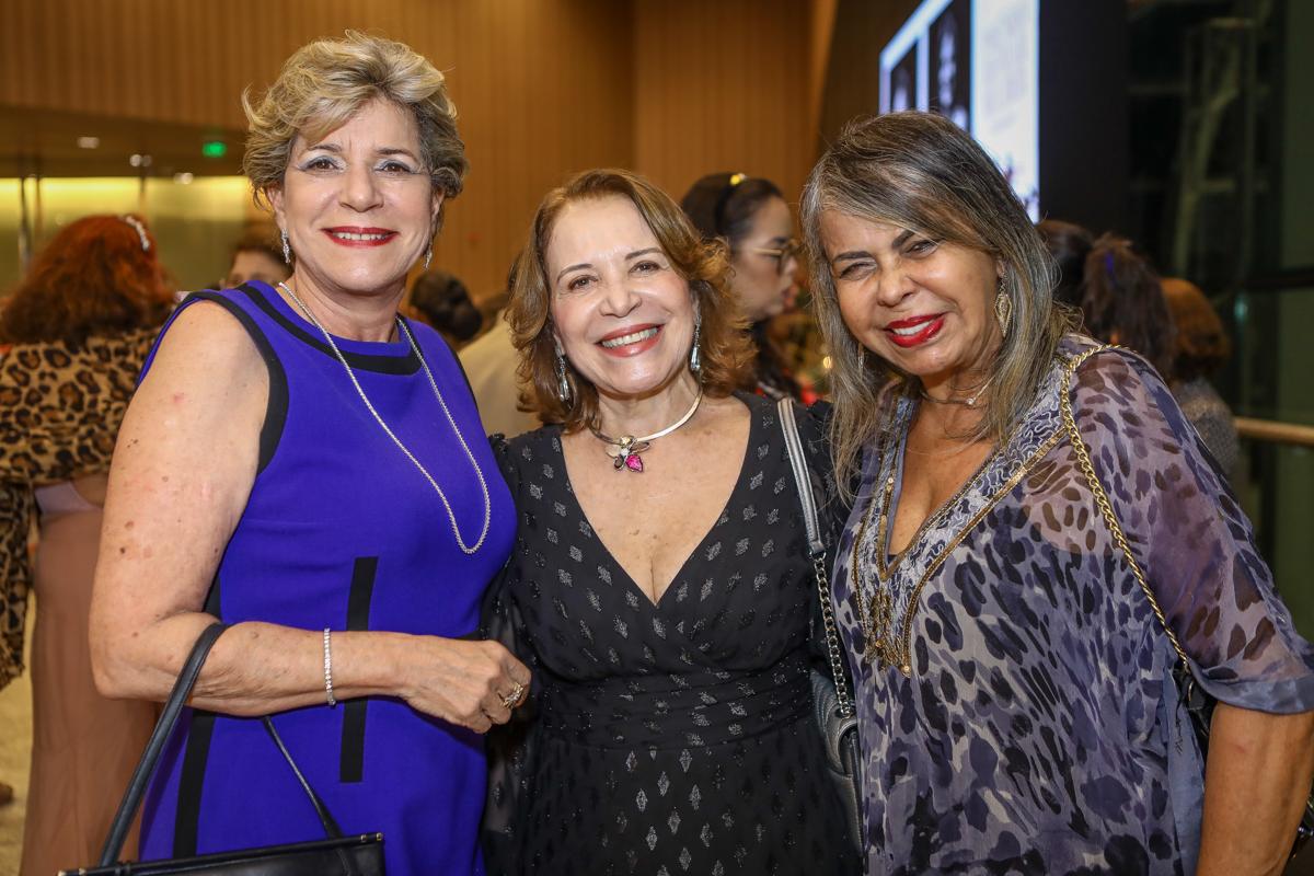 Stela Rolim, Angela Cunha E Selma Cabral