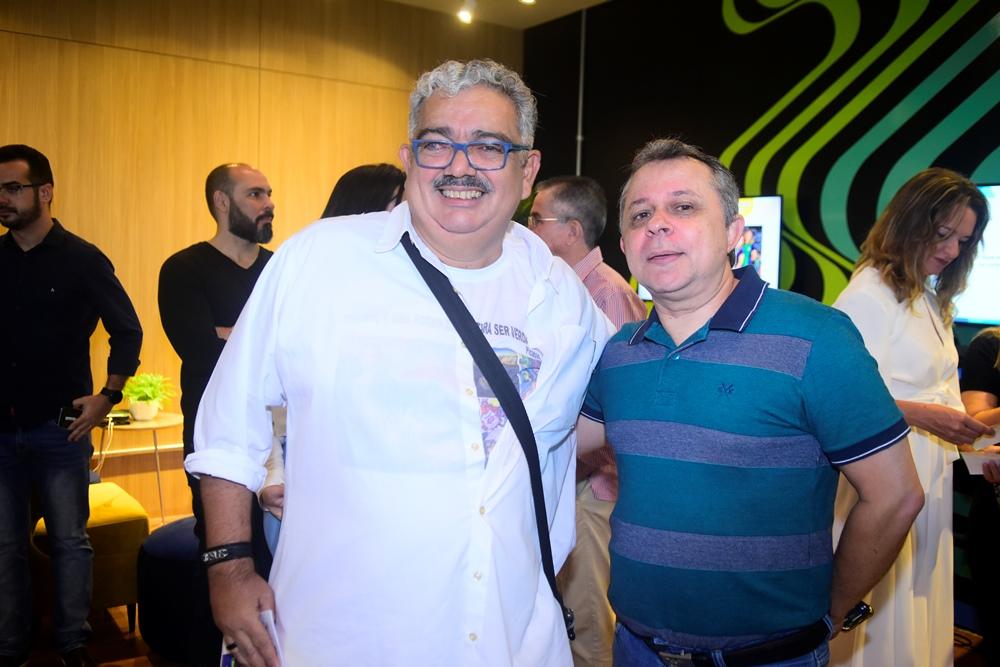 Tadeu Castelo Branco E Marcelo Pena