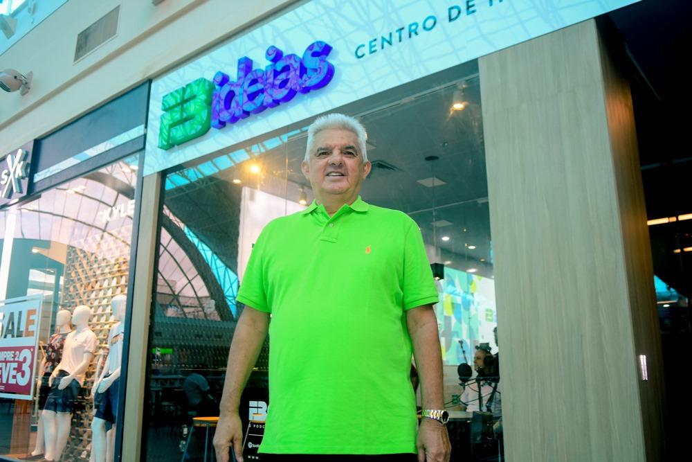 Farias Brito inaugura centro de inovação e empreendedorismo no Iguatemi Fortaleza