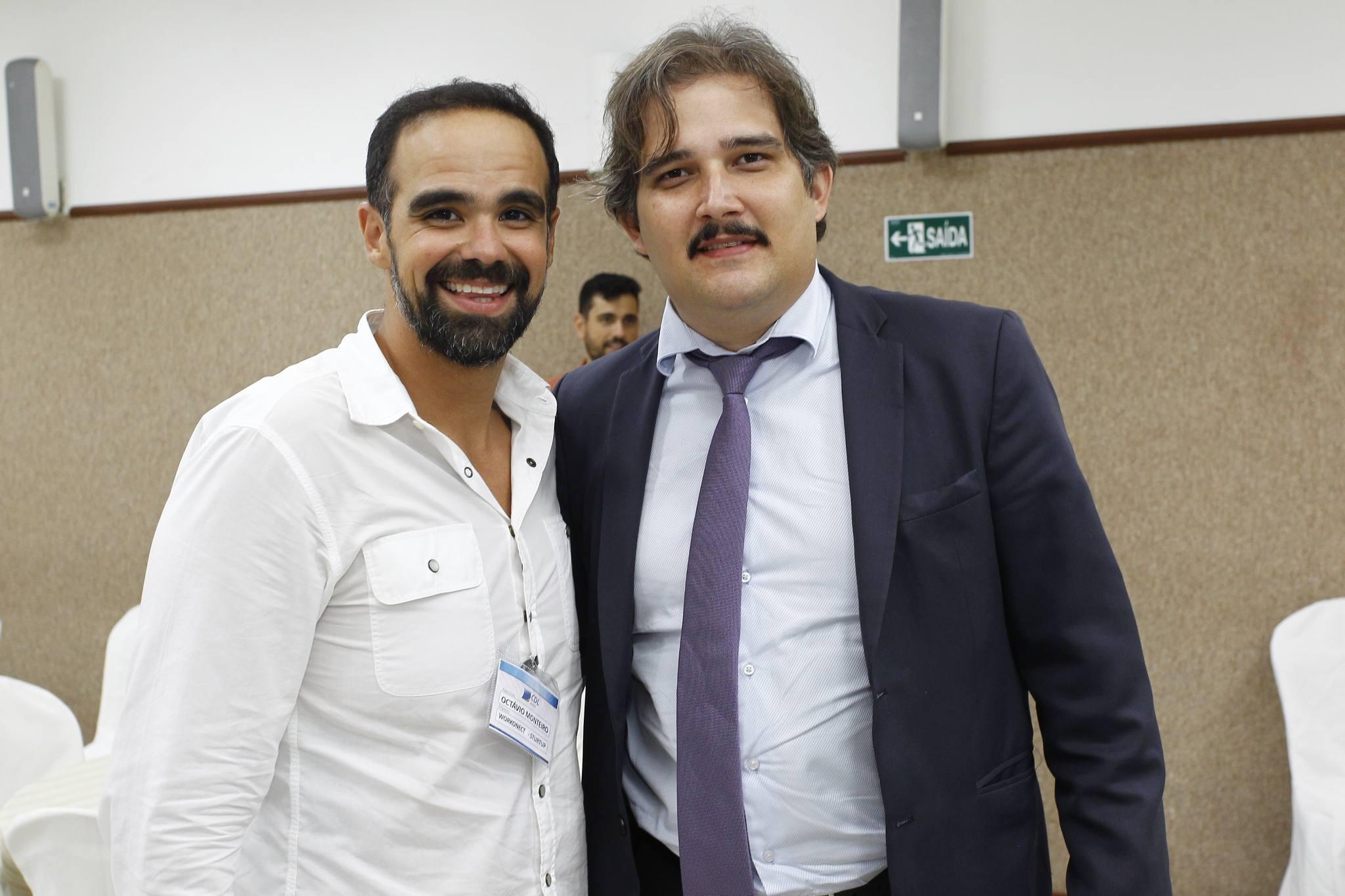Tavinho Brigido E Fabricio Cabral