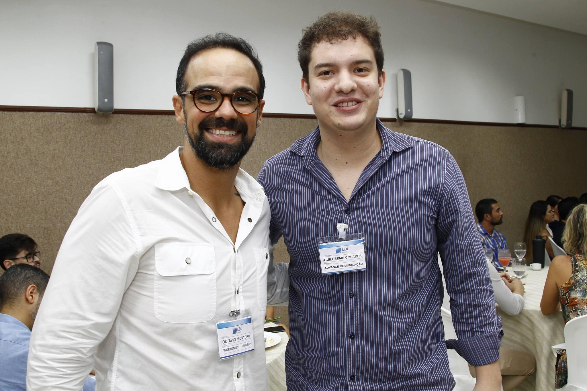 Tavinho Brigido E Guilherme Colares