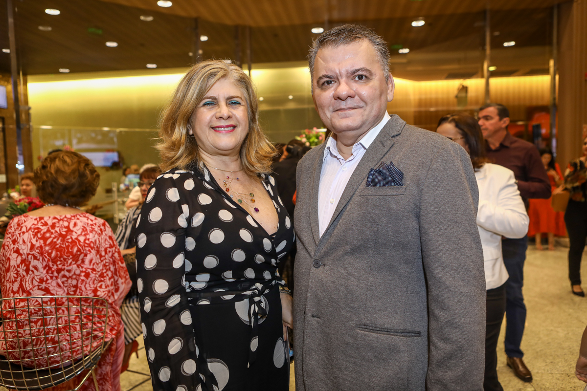 Telma Aguiar E Omar Albuquerque
