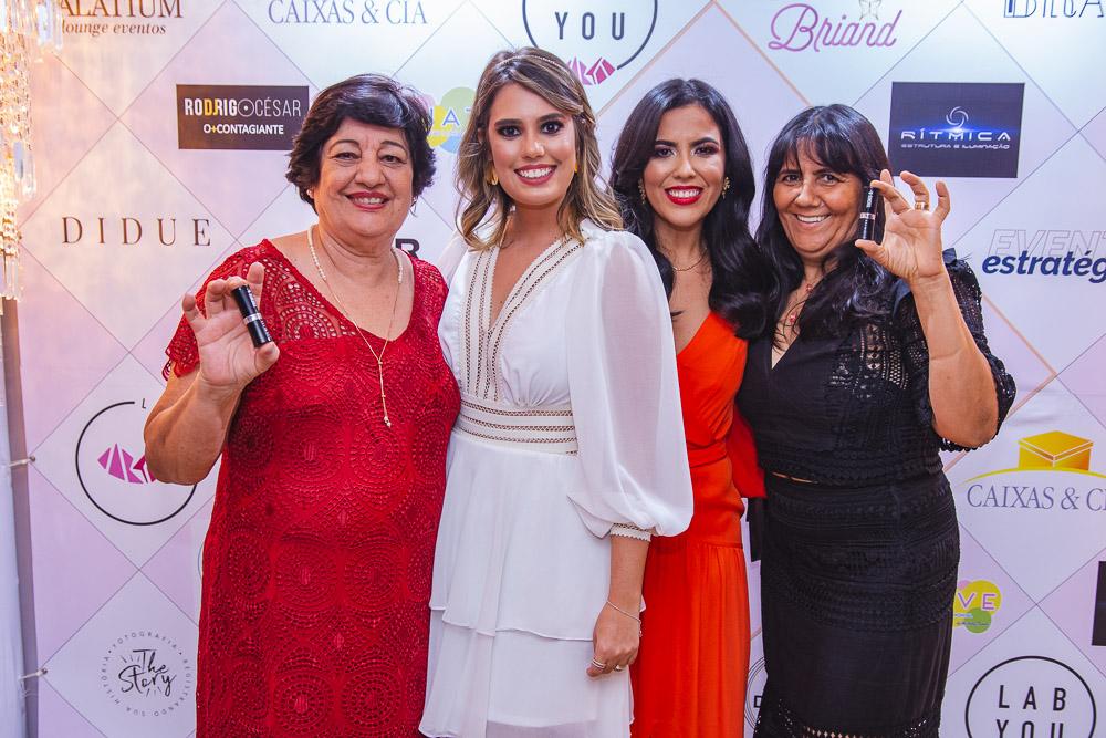 Tereza Fontenele, Sara Fontenele, Thalita Herculano E Vania Herculano