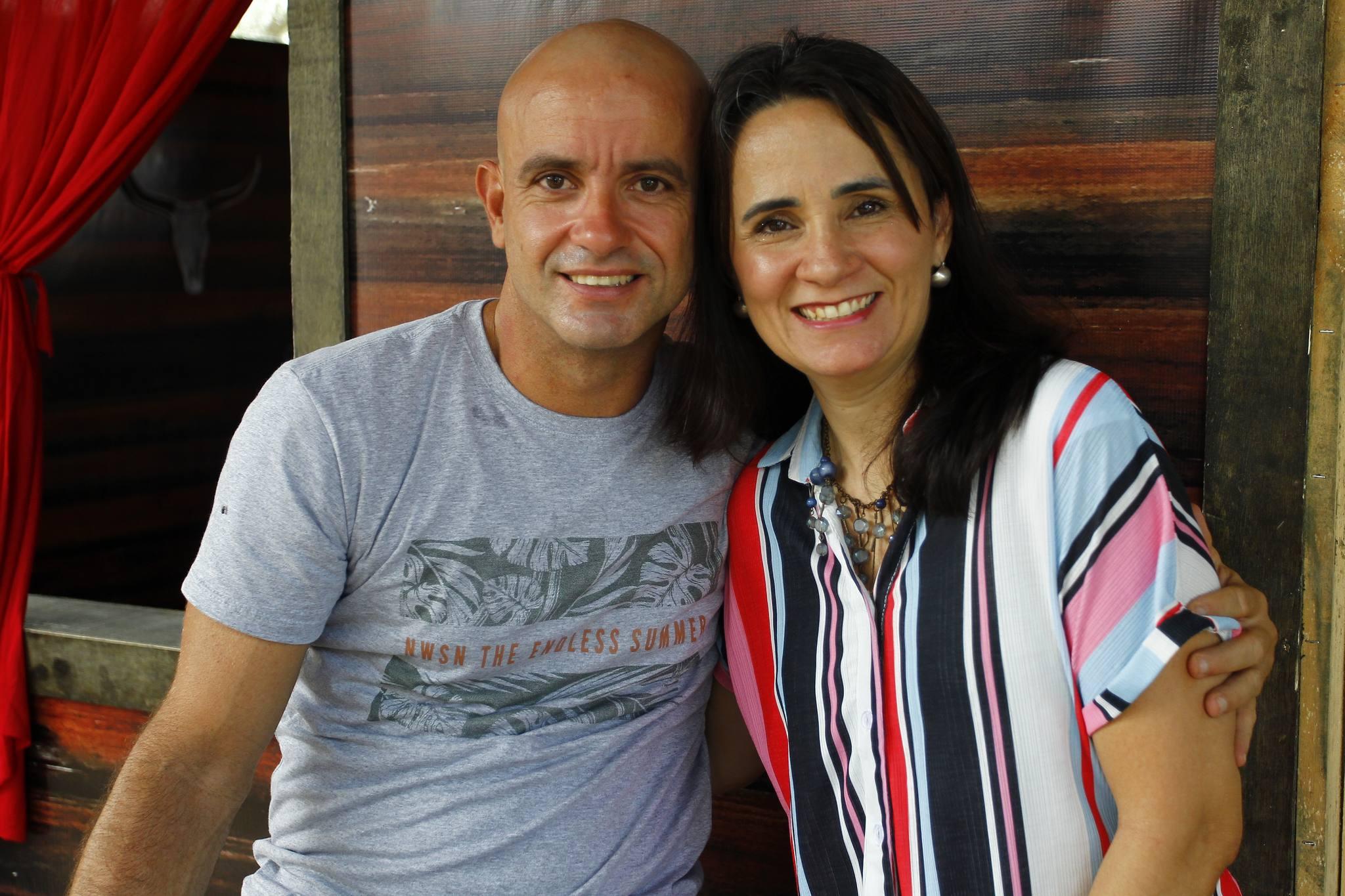 Tersio Augusto E Karla Alcoforado