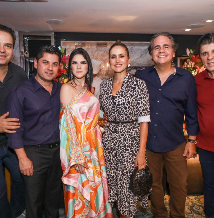 Thiago Holanda, Pompeu E Marilia Vasconcelos, Manoela E Ricardo Bacelar, Dito Machado