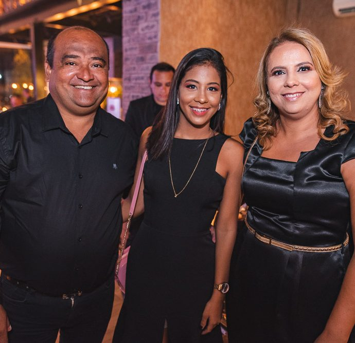 Vandes Rodrigues, Ariane Queiros E Aline Sousa