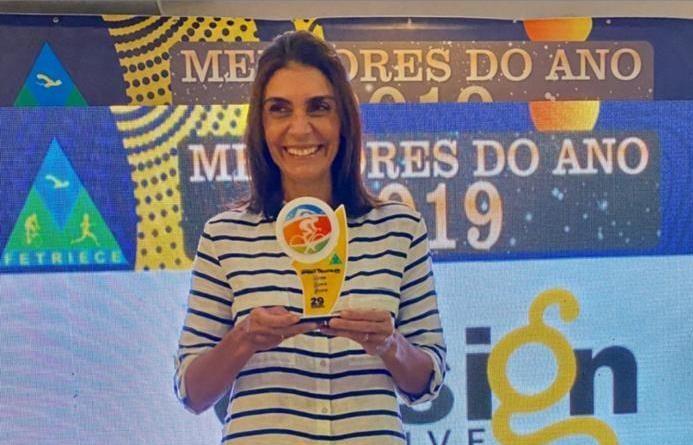 Rebecca Albuquerque é destaque na 1ª etapa do Campeonato Cearense de Sprint Triathlon