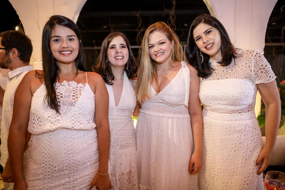 Yasmin Mendonça, Ingrid Baquite, Isadora Dantas E Larissa Fernandes