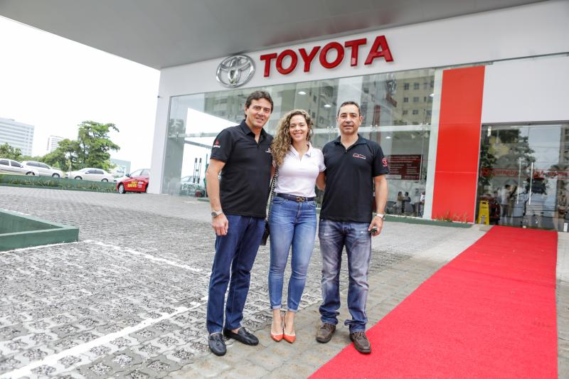 Newland promove live com dicas de preços, versões e quem tem direito a comprar um Toyota com isenção de imposto