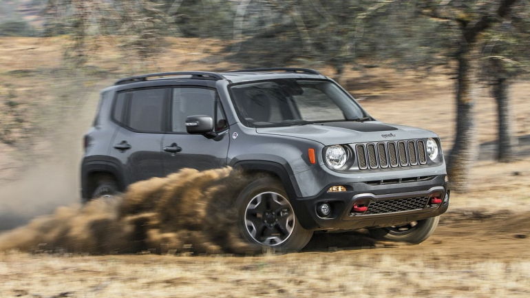 Jeep Renegade: dirigindo um best seller