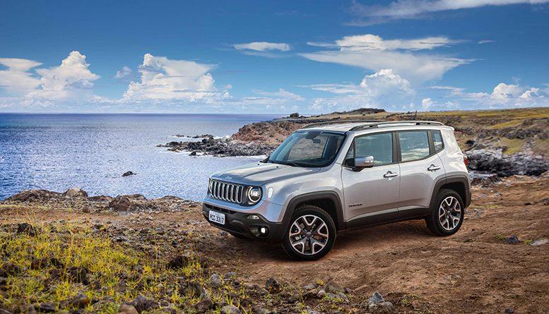 Newsedan e Jeep pagam parcelas até 2021 quem comprar Renegade ou Compass
