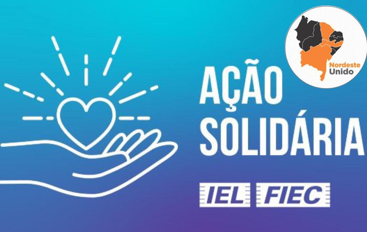 FIEC lança Ação Solidária para arrecadar cestas básicas em todo o Ceará