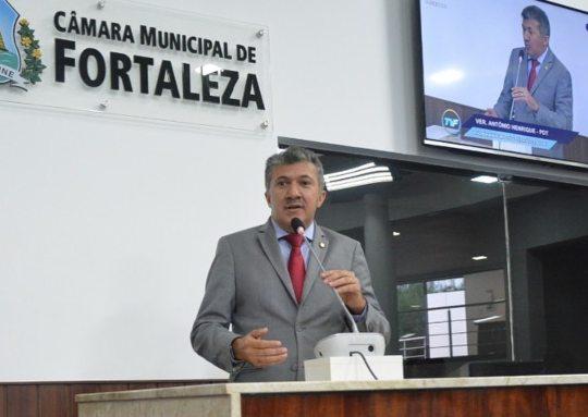 Antônio Henrique destaca aprovação de crédito de R$ 70,3 milhões à Prefeitura de Fortaleza para combater a pandemia