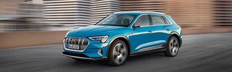 Audi e seus planos ambiciosos de plataformas totalmente elétricas