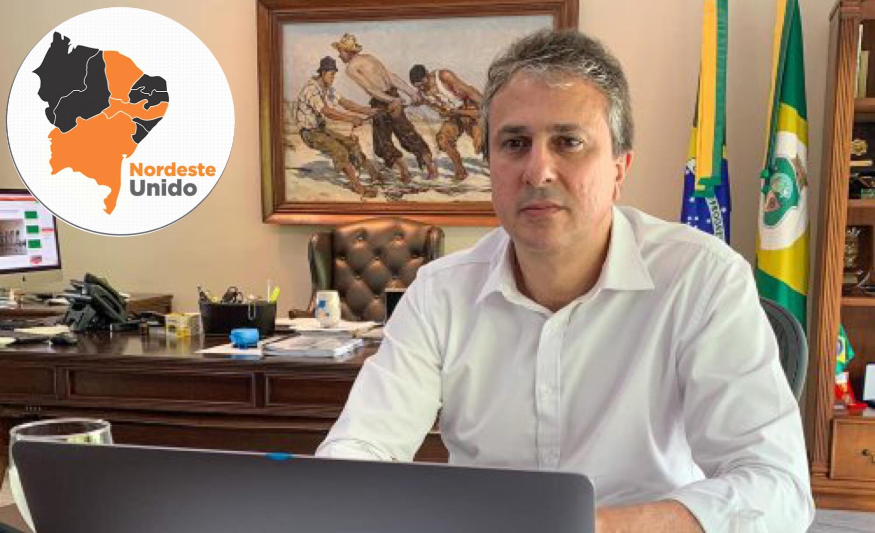 Camilo e governadores do NE discutem estratégias de enfrentamento à pandemia