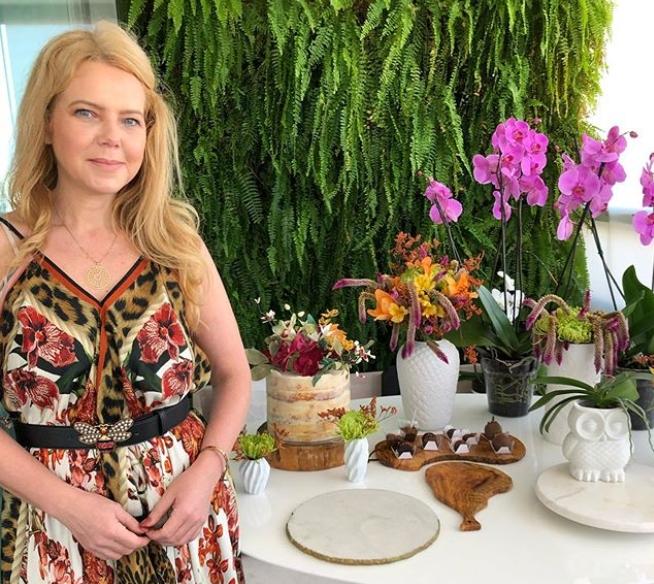 Branca Mourão entrega as dicas de como montar uma mesa decorativa para o Dia das Mães