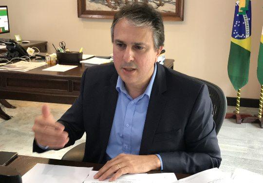 Camilo solicita liberação de respiradores para combater a pandemia de Covid-19