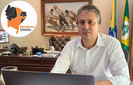 Camilo anuncia novos leitos de UTI em Fortaleza e a vinda de 300 respiradores importados pelo Consórcio Nordeste