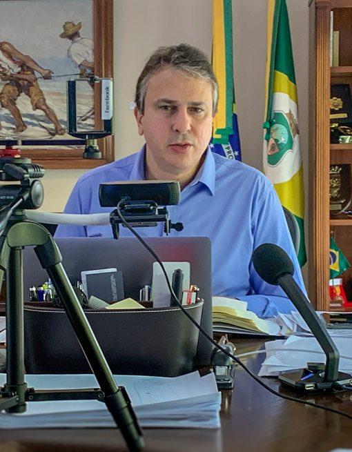 Camilo Santana pede alinhamento de ações entre o Governo e as prefeituras