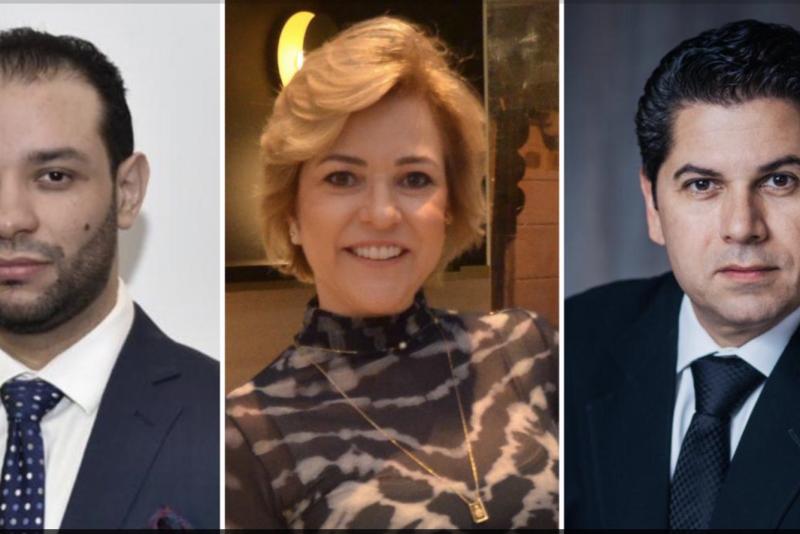Rafael Freitas, Roberta Jungmann e Pompeu Vasconcelos se unem e lançam a Rede Nordeste Unido