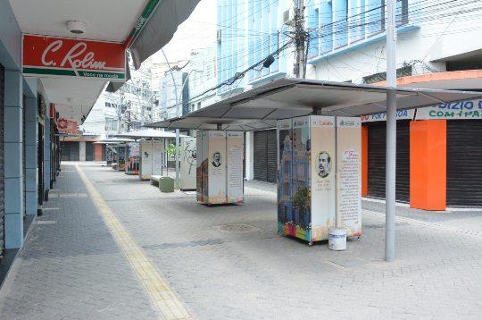 Perdas do comércio no Ceará chegam a R$ 2,98 bilhões durante a pandemia