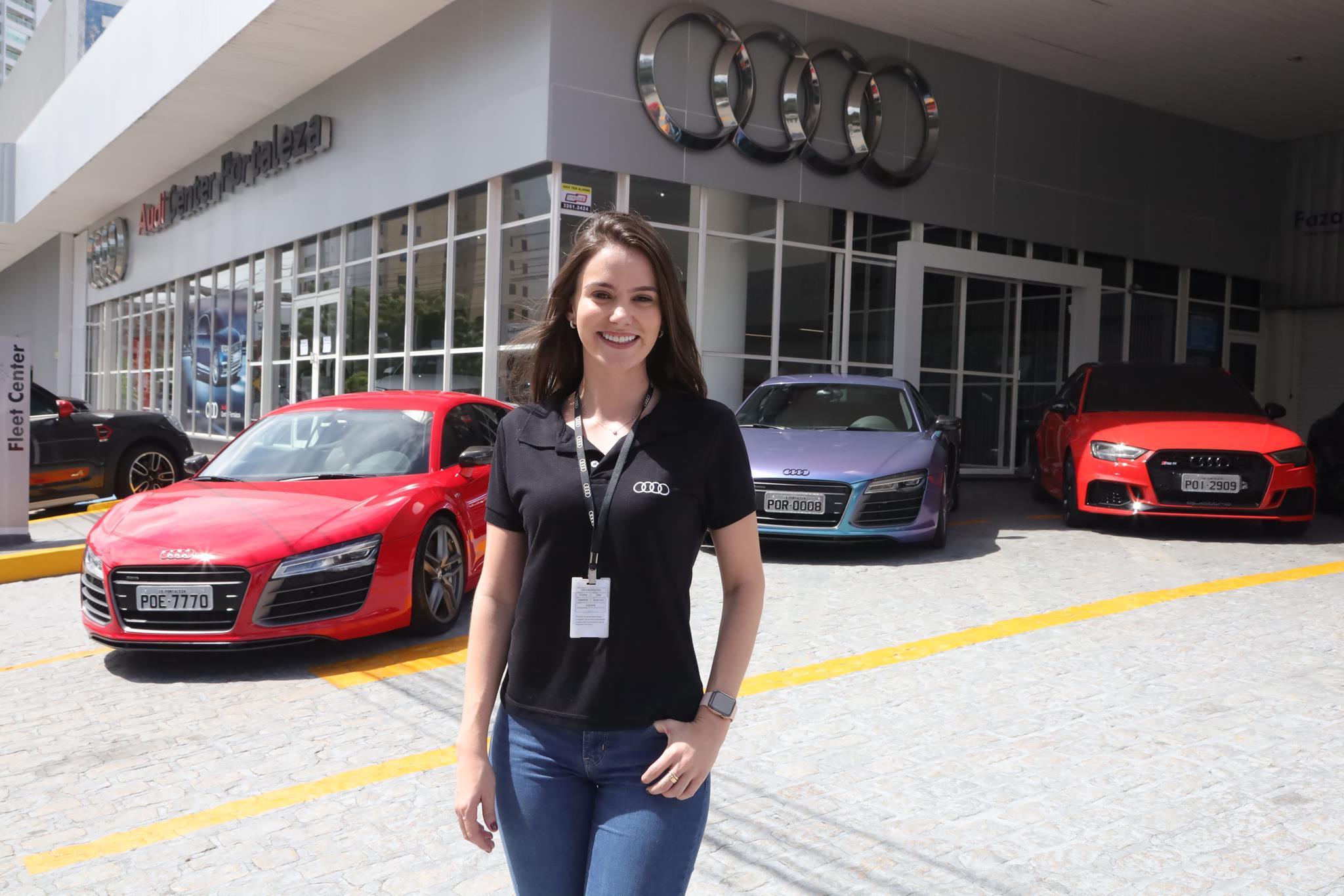Audi Fortaleza: autorizada de prontidão para atendê-lo no mundo virtual