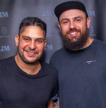 Jorge e Mateus anunciam show ao vivo no fim de semana. Vem saber!