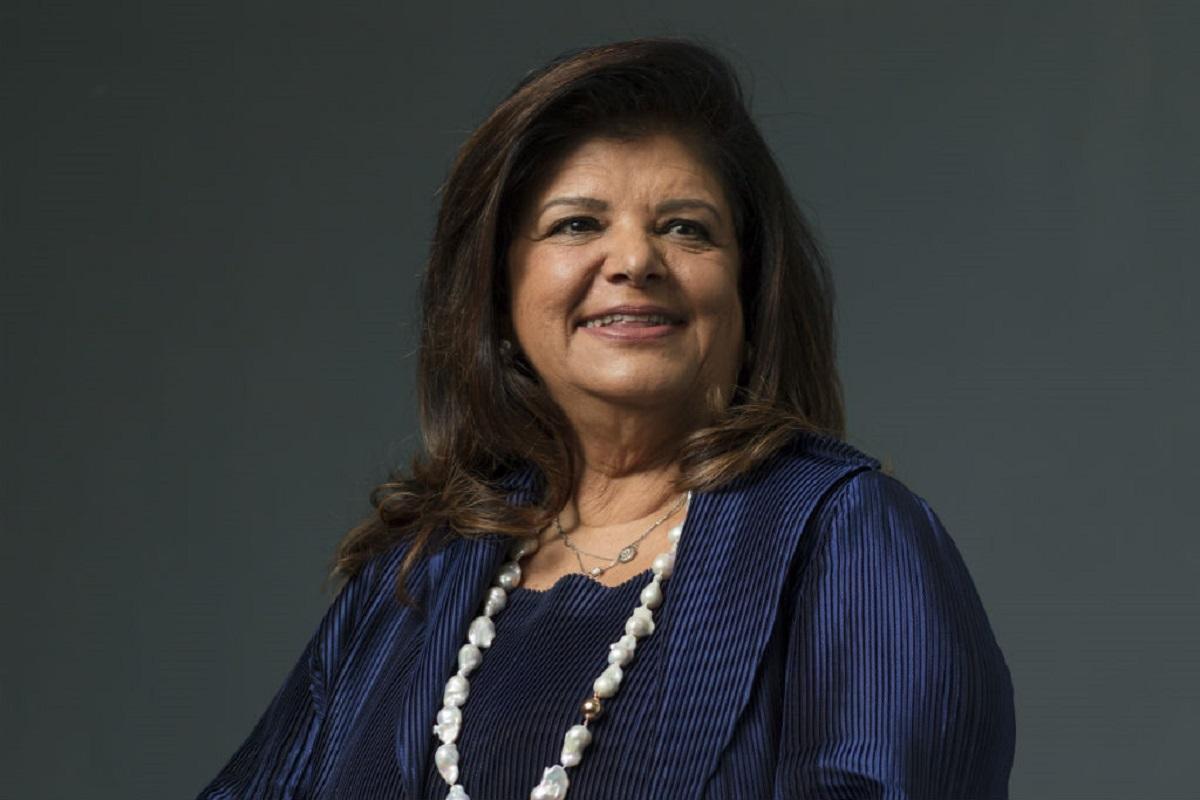 Grupo Mulheres do Brasil recebe Luiza Trajano para sua primeira reunião virtual