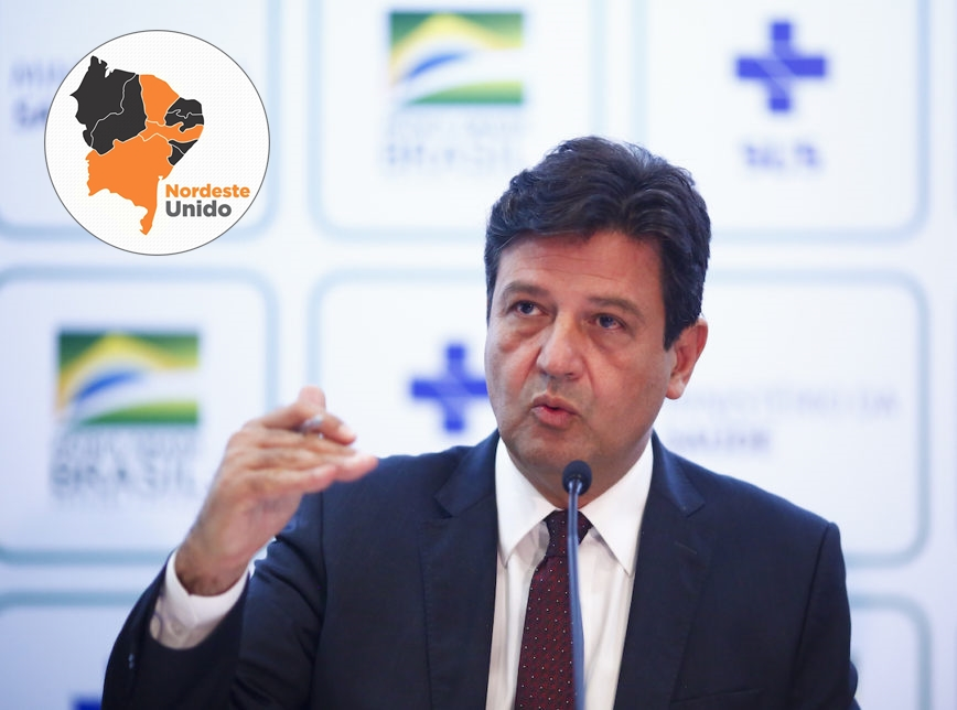 Após deixar Ministério da Saúde, Luiz Henrique Mandetta pode receber título de cidadão baiano