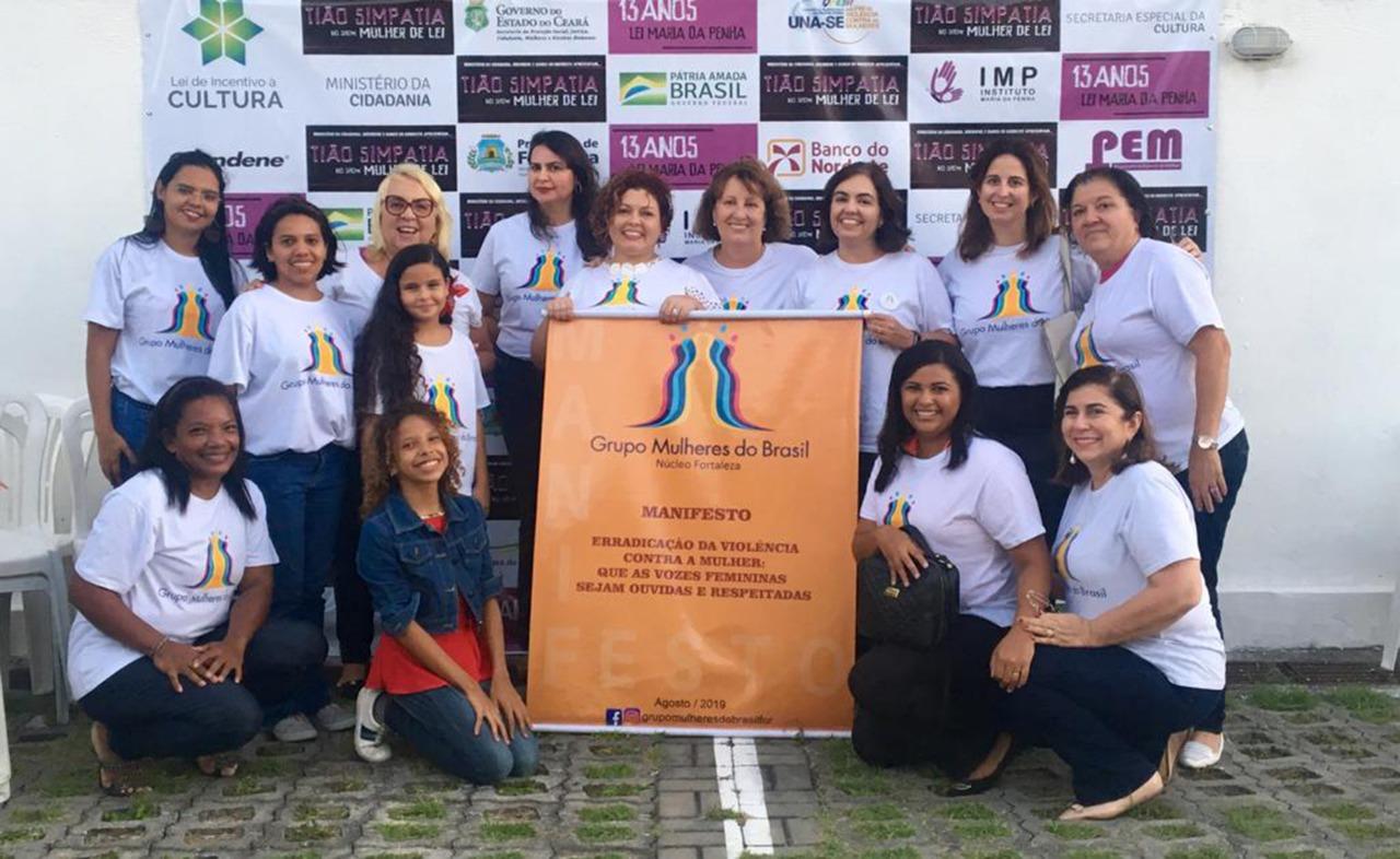 """Grupo Mulheres do Brasil oferece bem-estar emocional por meio do projeto """"Escuta com Afeto"""""""