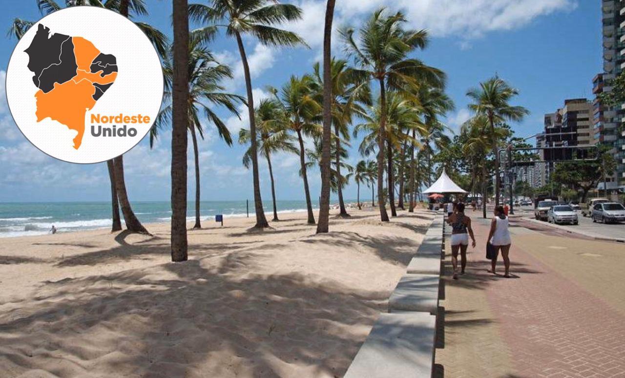 Pernambuco: Paulo Câmara determina fechamento de praias e parques por 3 dias