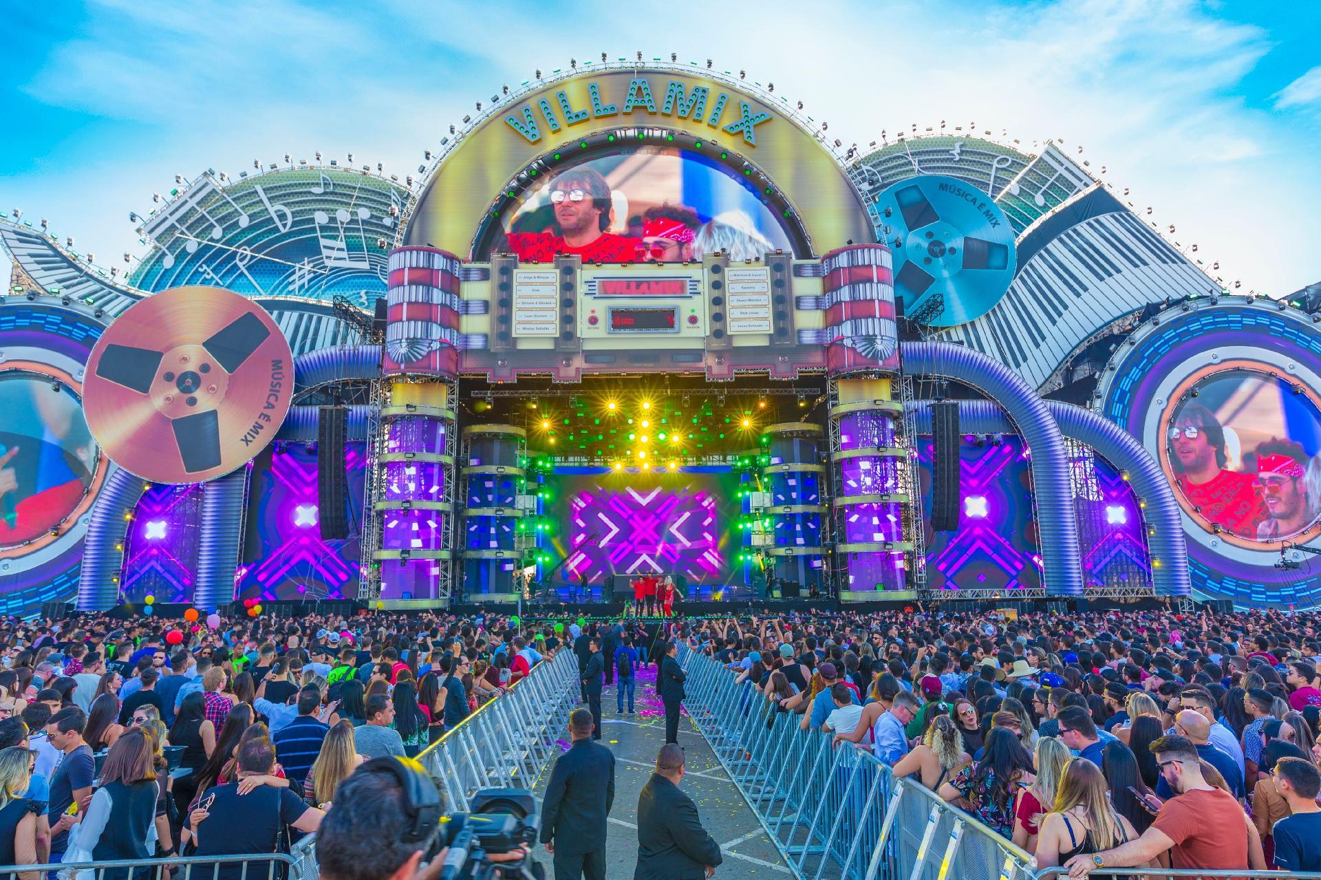 VillaMix vai transmitir os melhores shows da história do festival em live neste domingo (5)