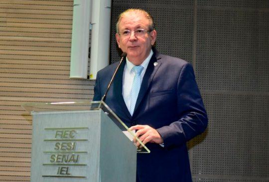 FIEC inicia a distribuição de 25 toneladas de alimentos para instituições cearenses