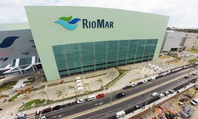 RioMar Fortaleza amplia Drive Trhu para serviços no shopping. Vem saber!