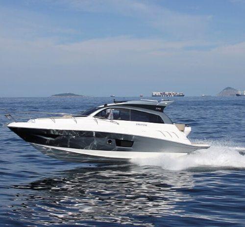 Triton Yachts lança compra programada para dois modelos de lanchas no Brasil
