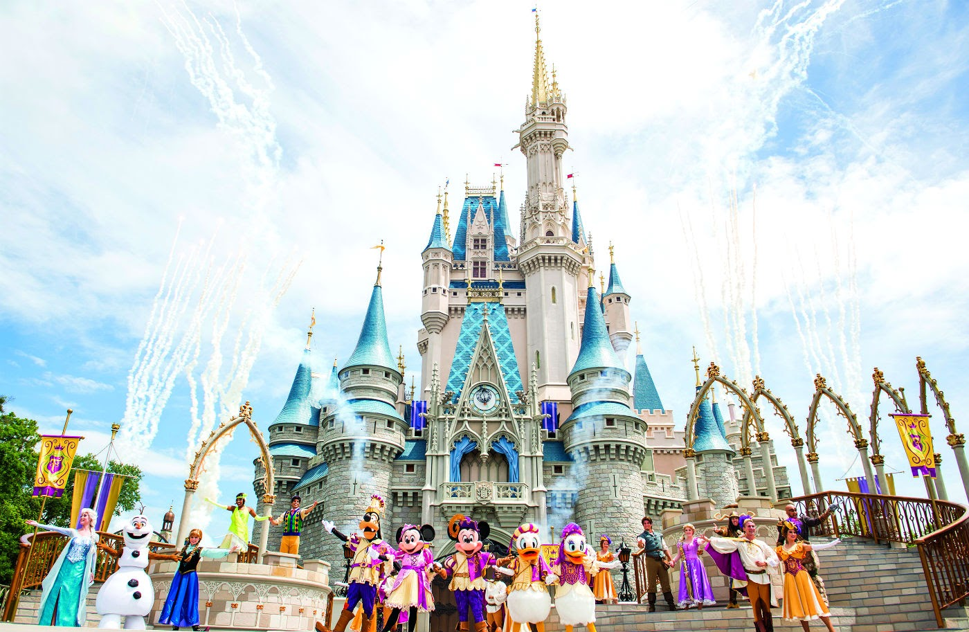 Quer visitar a Disney sem sair de casa? Agora é possível!