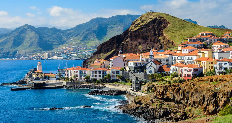 Que tal fazer um passeio virtual pela deslumbrante Ilha da Madeira?