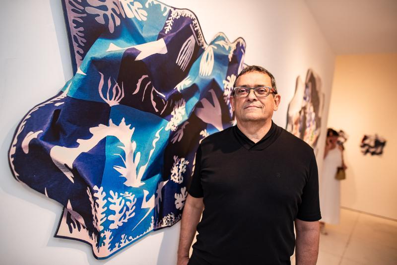 Obras de José Guedes compõem dois ambientes da Mostra Artefacto Curitiba