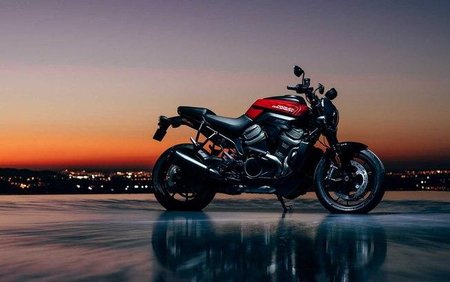 Inéditas Naked e Bigtrail, da Harley-Davidson, só em 2021