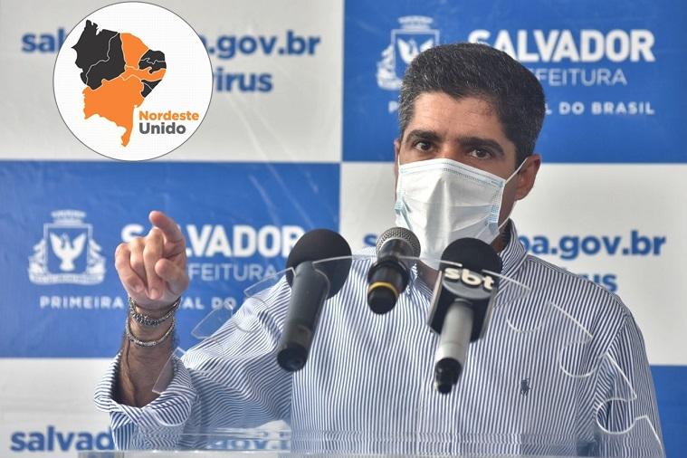 Capital baiana registra queda na taxa de transmissão do novo coronavírus