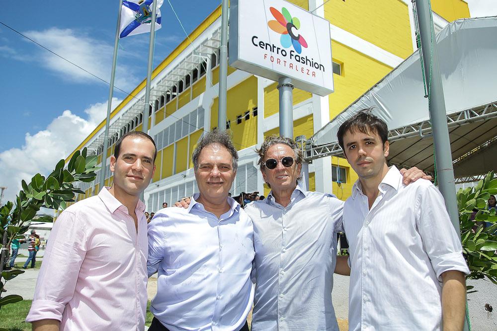 Andre E Jose Carlos Pontes, Erivaldo Arrais E Francisco Philomeno (2)