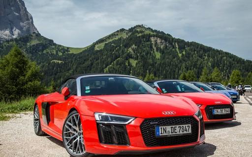 Crise? Audi vendeu 25 unidades do milionário R8 em sete dias