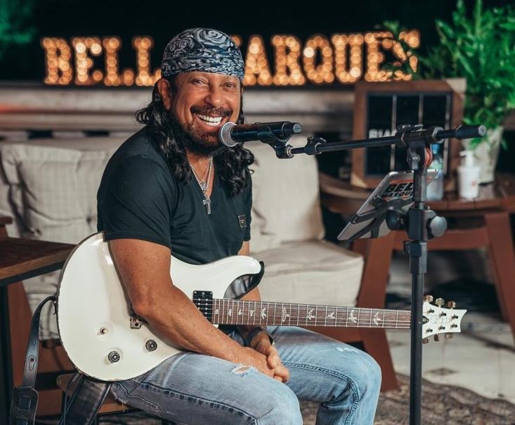 Bell Marques comandará show virtual de São João em junho