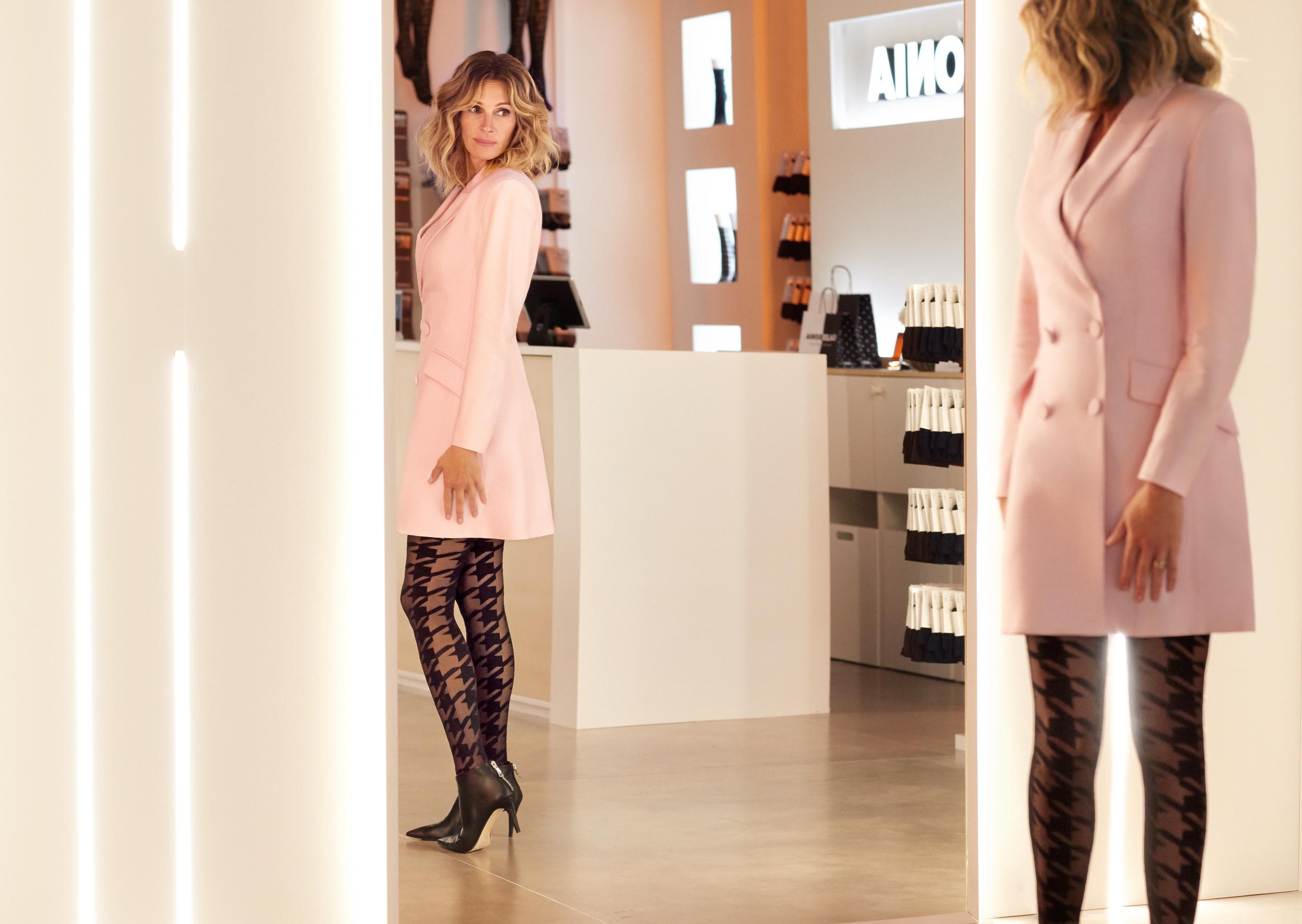 Julia Roberts é destaque em campanha de marca italiana para o Dia das Mães