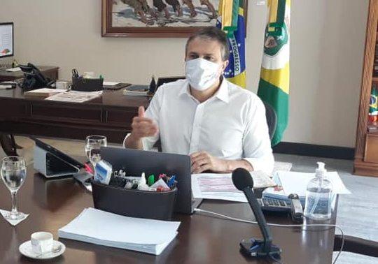Ceará não registra nenhuma morte por Covid-19 nesta sexta, diz IntegraSUS