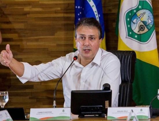 Camilo diz que nova saída de ministro da Saúde durante a pandemia é preocupante