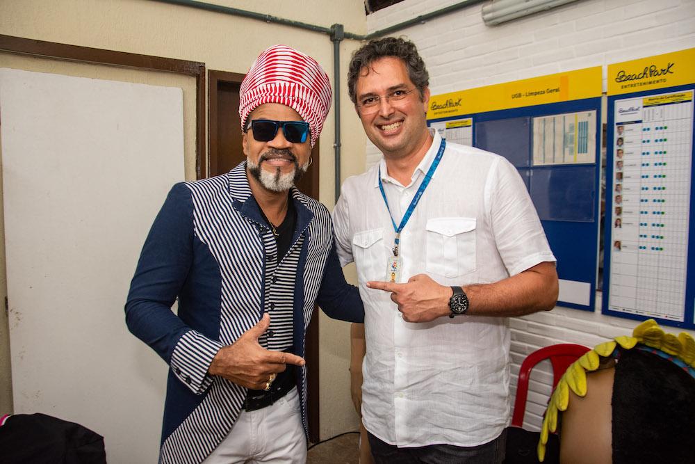 Carlinhos Brown E Murilo Pascoal