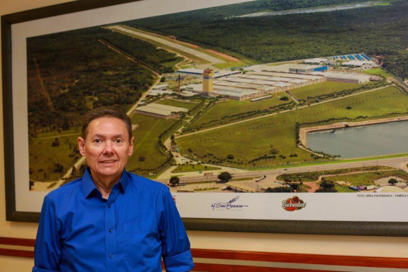 M. Dias Branco admite que pode estudar processos de fusões e novas aquisições